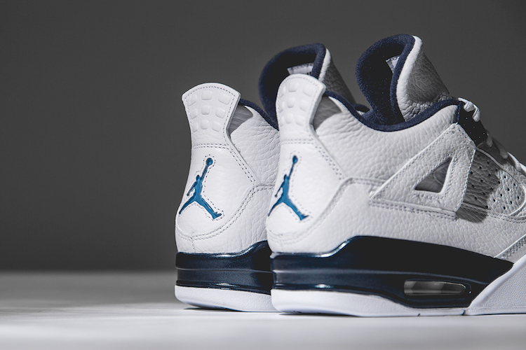 "d0d53f93e358 The Air Jordan 4 ""Columbia"" is set to release this up coming week (1 10 15)  and will be the first Jordan release of the year. In addition"